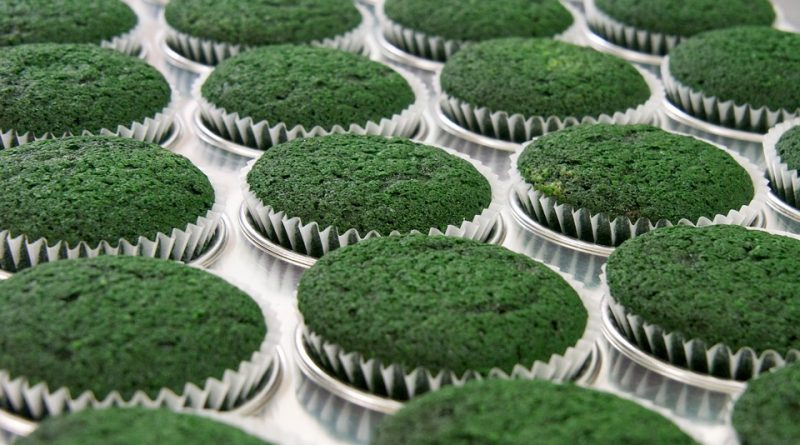 st. patrick's day cupcake ideas