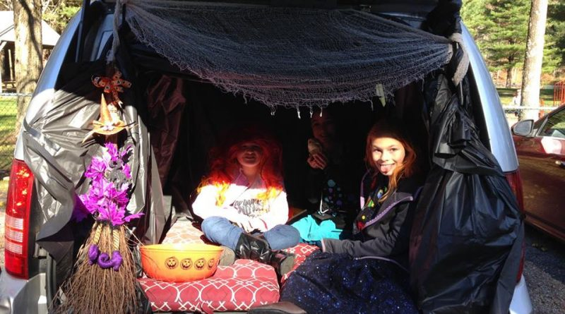 homeschool trunk or treat